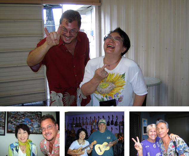 ハワイ島で英会話フォーエバーヤングコース