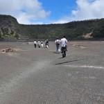 ハワイ島 火山・キラウエアイキハイキング・貸切ツアー(アイナヌイアドベンチャー)